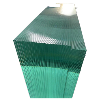 Manufacturer toughened 6mm Architectural Construction Building project PVB  tempered laminated  glass wall panel  Wholesale