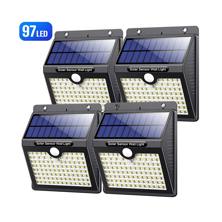 Best Quality Cheap Price Outdoor Waterproof Security Solar Garden Led Lights