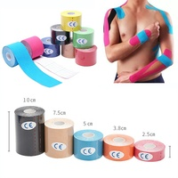 Customized Printed Kinesio Sports Muscle Tape Kinesology Tape