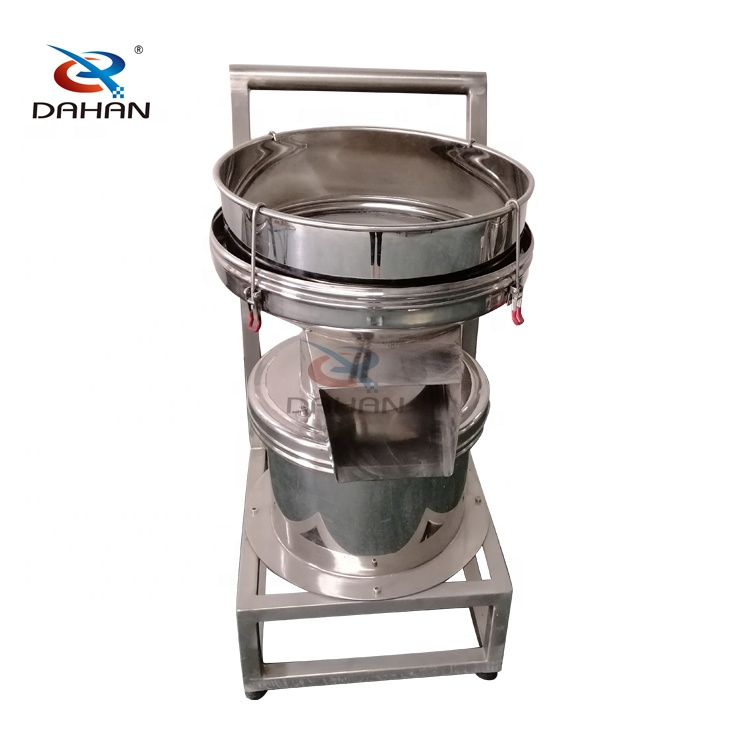 Dahan Sequins 450 Type Vibrating Filter Sieve liquid sieve shaker