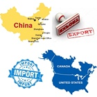 China to USA Canada Export import customs clearing service