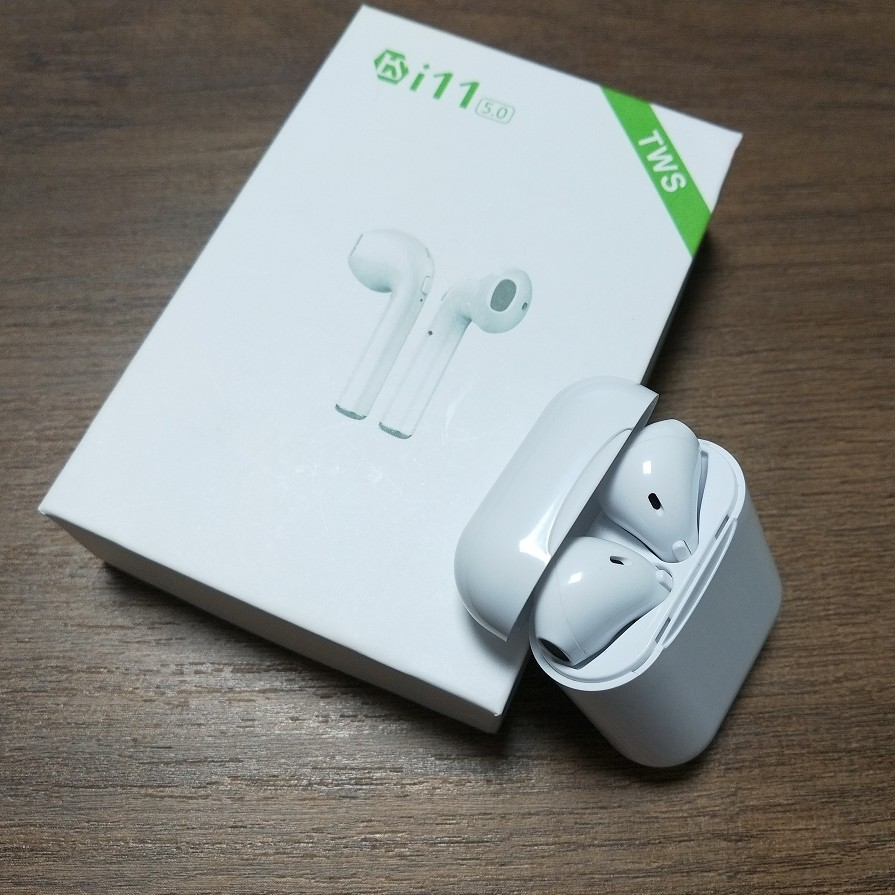 High quality i10 i11 TWS Wireless Earphone Amazon Hot Sale i9s TWS Earbuds Earphone for Smart Earphone фото