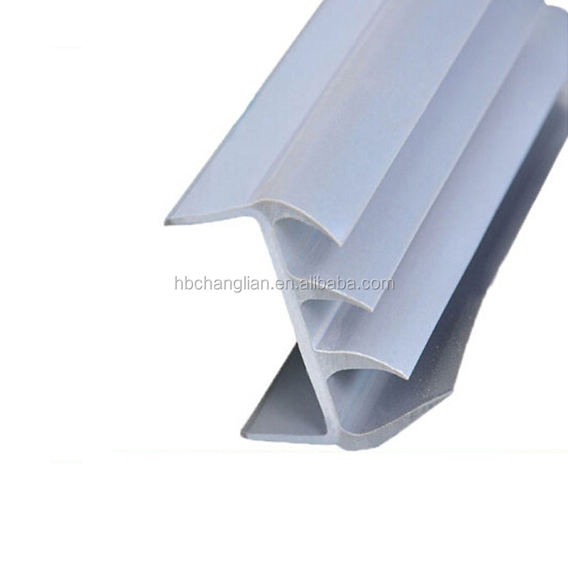 PVC container rubber seal strip