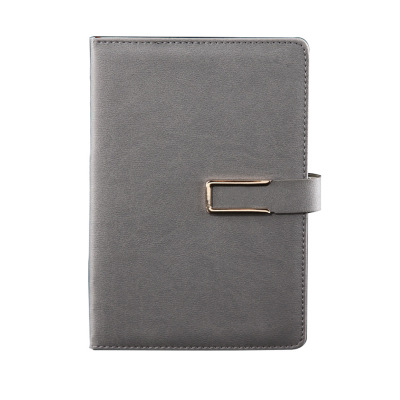 Promotional Custom Logo Personalized Notepad Soft cover Journal A5 PU Leather Notebook