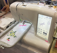 2020 household embroidery machine for working room or family