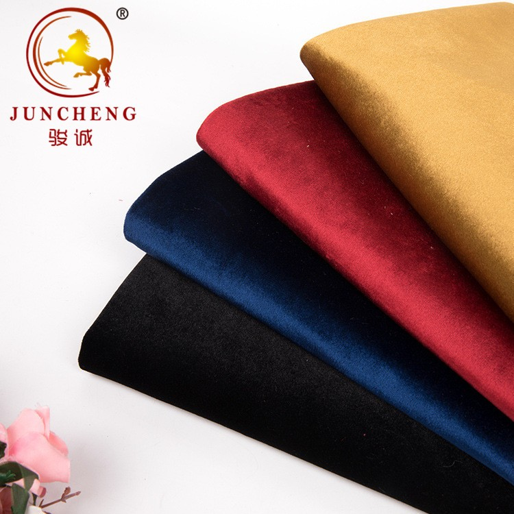 Factory directly 260gsm holland velvet <strong>fabric</strong> wholesale for home textiles