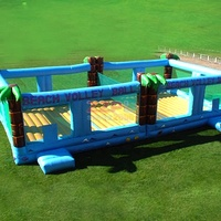 ZZPL inflatable volleyball court/field/arena/Pitch