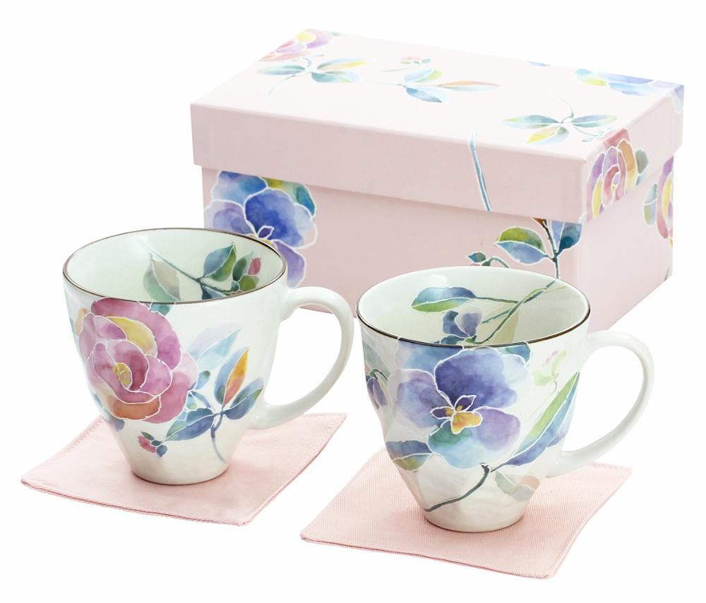 Wholesale Japan hot sale colorful creative cup gift mug design