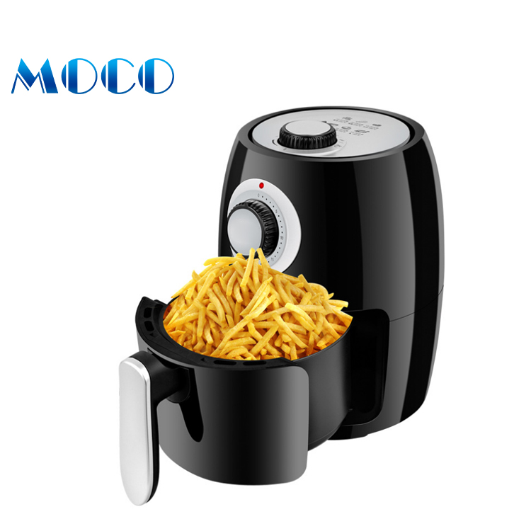Kitchen accessories 2.2L digital electric deep fryers air fryer