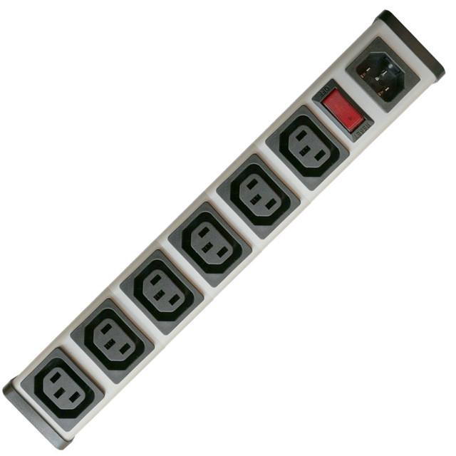 Iec 60320 C13 C14 Pdu 전원 스트립 스위치,스마트 6 소켓 전원 스트립 바 네트워크 캐비닛 여러 콘센트 - Buy Iec 전원 분배 장치,Iec 전원 스트립,C13 C14 전원 스트립 Product on Alibaba.com