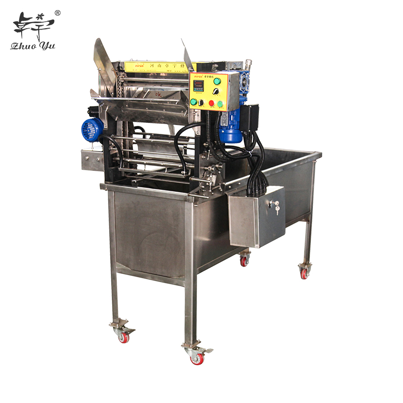 2020 High Quality Honey Processing Machine 304 Stainless Steel Honey Automatic Uncapping Machine