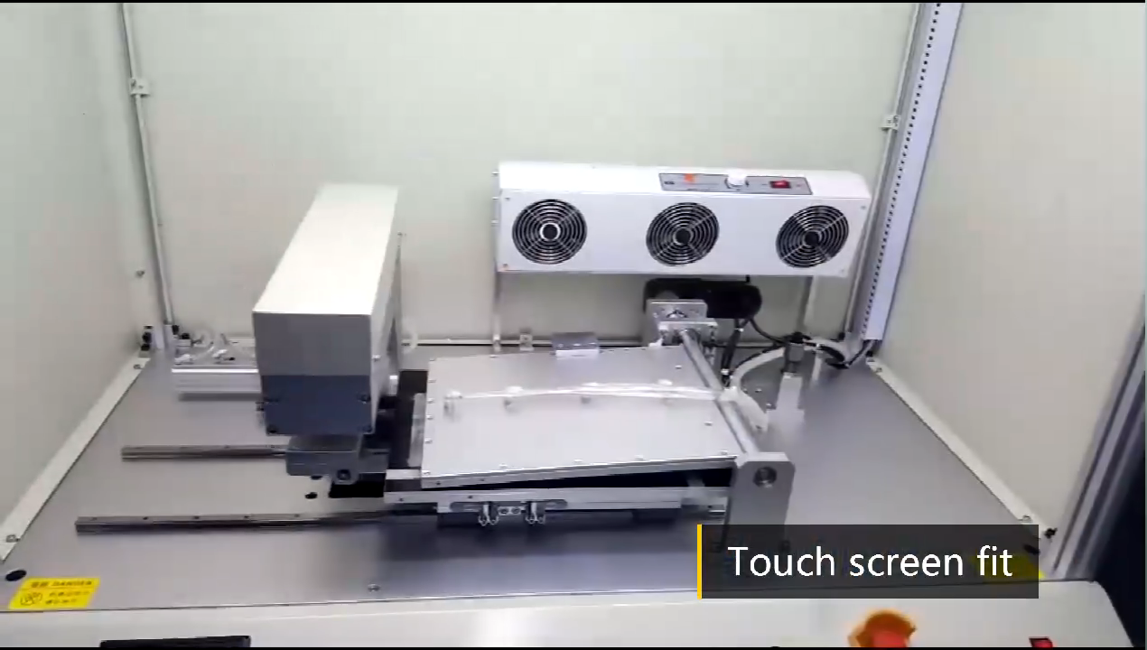 Manufacturer customized capacitive touch screen panel Medical equipment smart robot capacitive touch panel