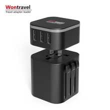 Meest Populaire Promotionele <span class=keywords><strong>Gratis</strong></span> Gift Item Universele Usb Lader Travel Adapter