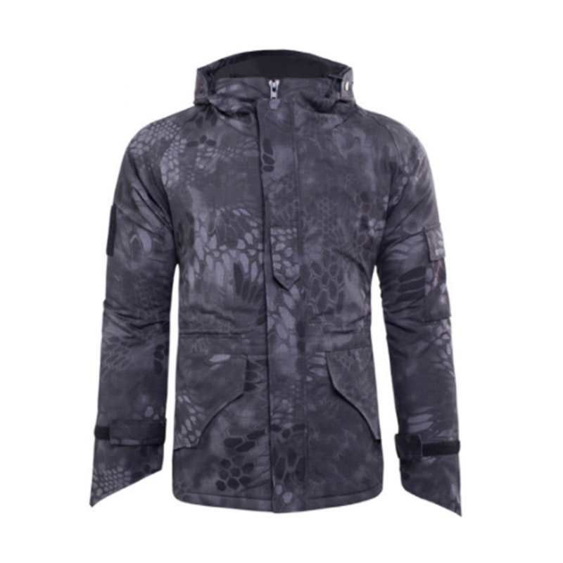 CHINA XINXING G8 <strong>Style</strong> <strong>Military</strong> Tactical <strong>Jacket</strong> Men Hooded Waterproof Outdoor Army Camo <strong>Jacket</strong>
