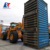 Full container dumping discharger lifting forklift loader