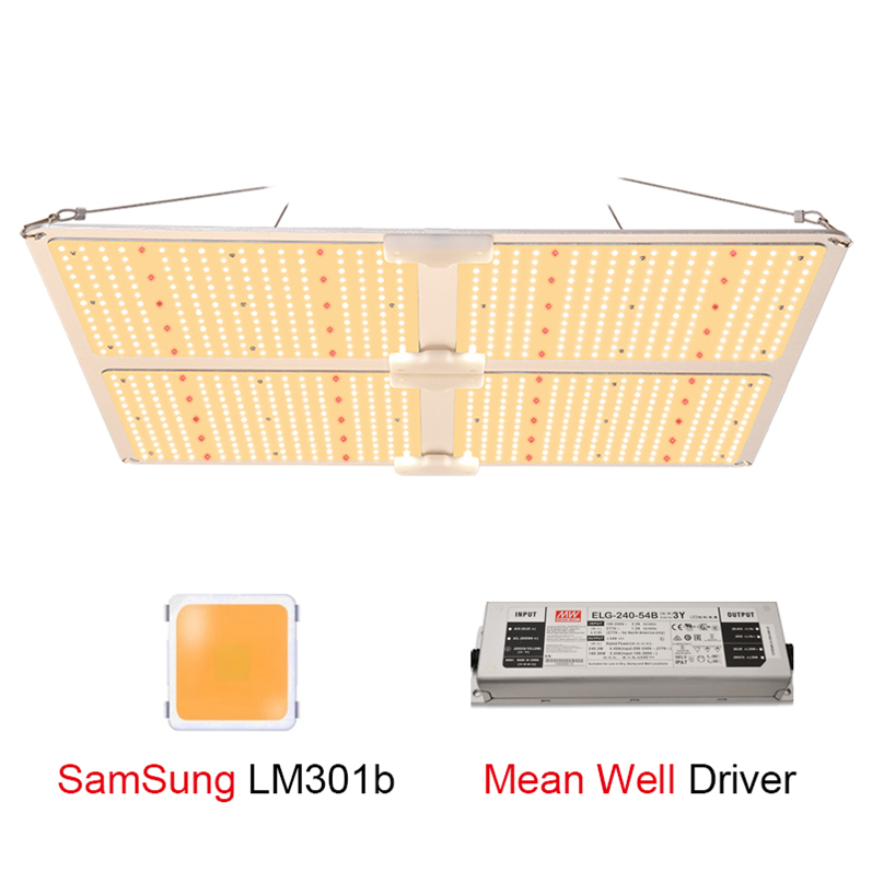 2020 Samsung 480 watt Quantum LM 301B 301H UV IR 550 <strong>v2</strong> v3 qb288 Board lm301b lm301h QB 288 480w LED Grow Light