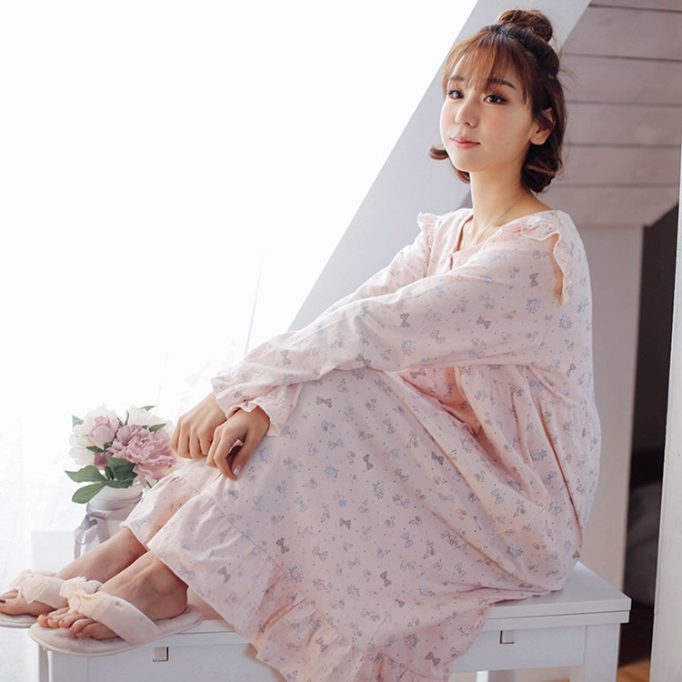 New sale sexy female own design nighty for women