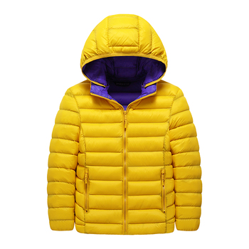 2019 kids baby boys winter clothing 100% polyester children's down jacket