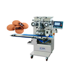 Automatic Small Filled Biscuit Making Machine Biscuit Making Production Line Electric Mini Cookie Maker Snack Machines