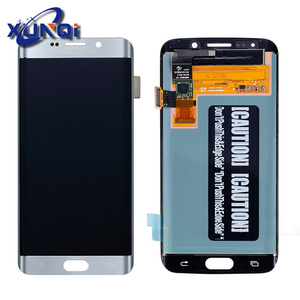 S6 edge lcd Repair Parts Digitizer Assembly For samsung s6 edge lcd display screen Wholesale G925T