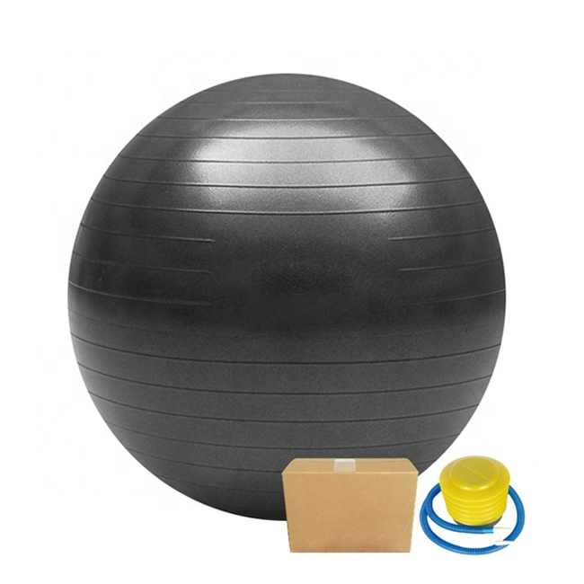 Ultra forte eco-friendly PVC 55/65/75/85/95 centimetri anti-burst pilates palestra palla di fitness yoga palla di esercizio