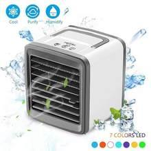 Персональный воздухоочиститель USB зарядка кондиционер вентилятор мини портативный холодильник охладитель воздуха Nano вентилятор CD(Китай)