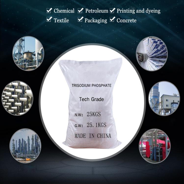 टीएसपी cristal पाउडर trisodium फॉस्फेट में रखता