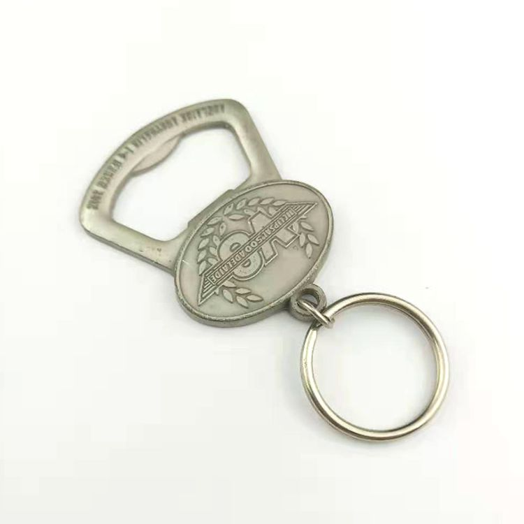 Antique  metal souvenir beer bottle opener made in china