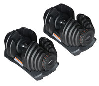 Wholesale Gym Equipment Adjustable Dumbbell Body Building Automatically Dumbbell