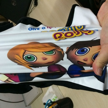 Easy Cut carve heat Transfer paper inkjet Dark t shirt transfer paper for 100% cotton and mixed fabric Transfer