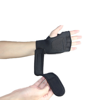 Wholesale High Quality Adjustable Sport Weightlifting Wrist Support Bandage Gym Fitness Wrist Support