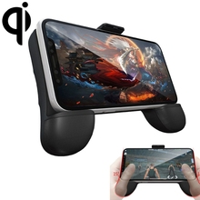 2020 Produk Baru Android IOS <span class=keywords><strong>PC</strong></span> RK <span class=keywords><strong>Game</strong></span> 7th 1500 MAh Power Bank Charger Nirkabel ABS Stand Gamepad <span class=keywords><strong>Game</strong></span> Controller