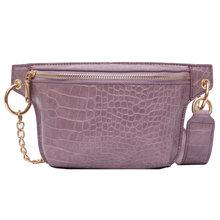 Поясная сумка с каменным узором, женская брендовая модная Водонепроницаемая нагрудная сумка, поясная сумка, Дамская поясная сумка, сумки дл...(Китай)