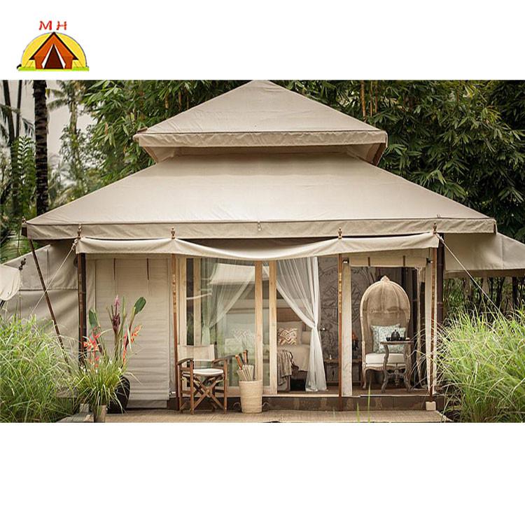 럭셔리 호텔 텐트