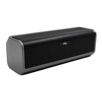 2019 Latest Sound Bar Wireless haut parleur bluetooth With Super bass Latest Bluetooth Speakers
