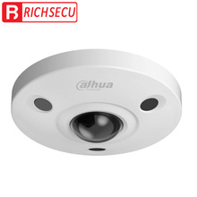 מקורי Dahua AI CCTV 12MP פנורמי רשת IR Fisheye ip מצלמה IPC-EBW81242 במלאי