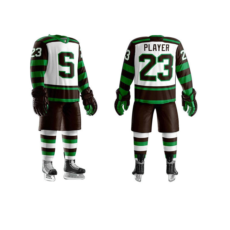 custom blank practice hockey jersey no minimum