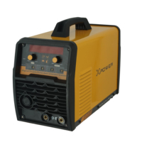 Double pulse gas shielded welding machine