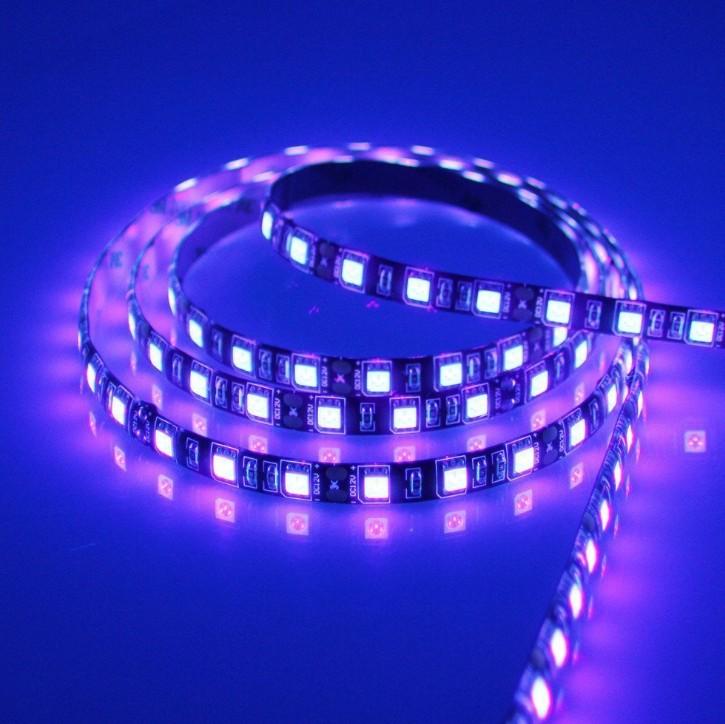 China manufacturer uv c led germicidal strip light led strip light  for disinfection 12v