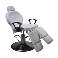 Kangmei Cheap Price Luxury Portable Heavy Duty Strong Hydraulic Salon Eyelash Spa Beauty Facial Chair Massage Bed