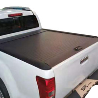 26  Car Accessories For  Hilux Revo Lid   Pick Up  Cover Aluminium Alloy Tonneau Cover For Hilux Revo