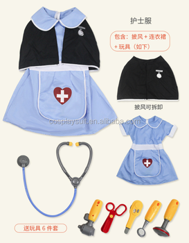 Windranger - children nurse costume for kids