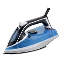 High quality home uses portable auto-shut off anti-drip electric steam iron