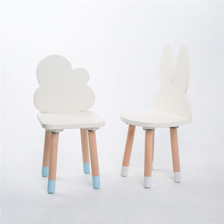 Children'S Chair Baby Cute Cartoon Bench Home Nordic Stool Chair Kids Stool