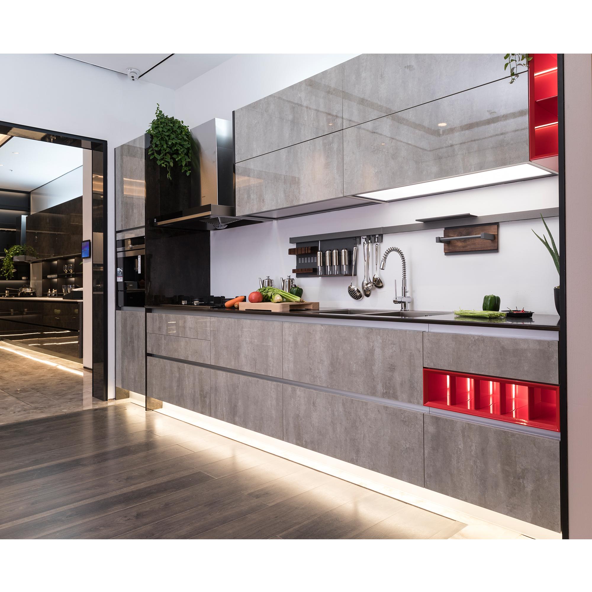 Venta al por mayor muebles de cocinas de esquina italianas ...