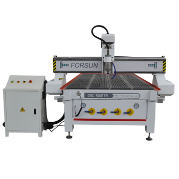 FORSUN  1325 3kw water cooling spindle MDF Wood Cnc Router Machine  Price in India