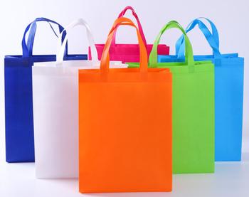 Customized promotion shopping Ultrasonic Non Woven Bag