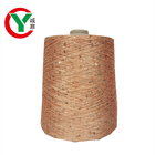 China wholesale good quality various color knitting yarn with sequins