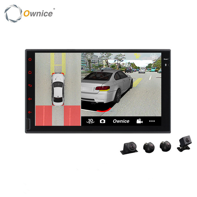 Ownice 8 9 10.1 Inch Android Car Multimedia Stereo DVD <strong>Player</strong> 1 Din 2 Din