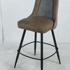 Bar Chair Bar Chair PU Bar Chair Modern Simple Design High Quality Factory Price